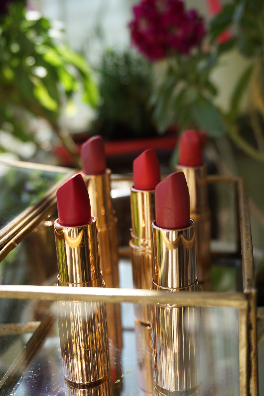 summer lipsticks - Charlotte Tilbury - 2
