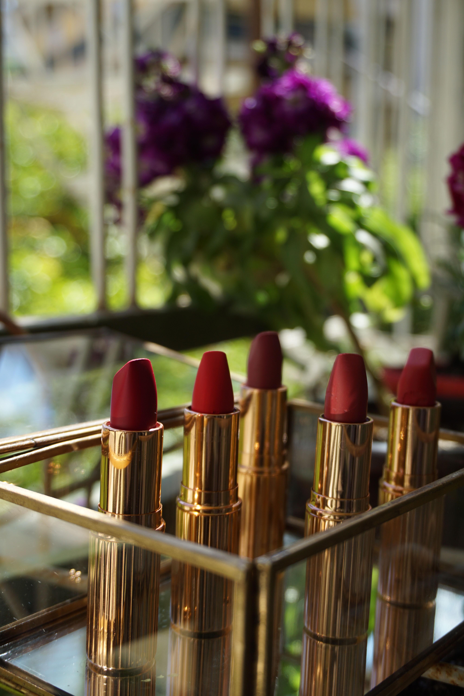 summer lipsticks - Charlotte Tilbury - 4
