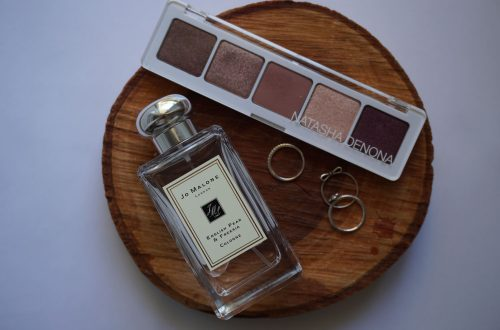 Natasha Denona and Jo Malone Cologne