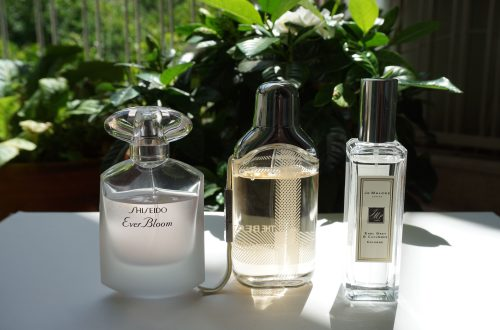 Choose perfumes