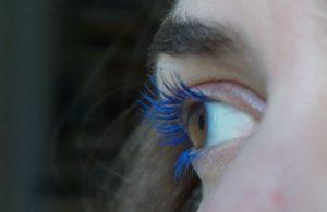 YSL Blue Mascara