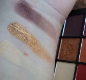Huda Warm Brown Row 2
