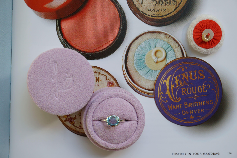Lisa Eldridge Ring Packaging Inspiration