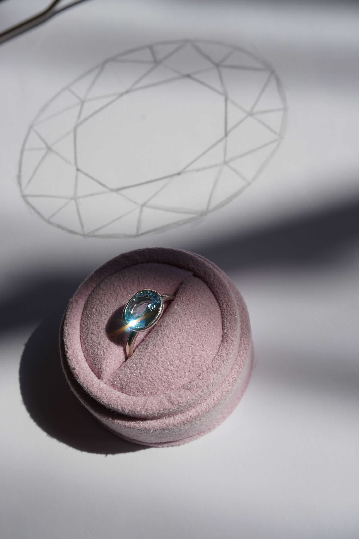 Lisa Eldridge Ring Light Reflection