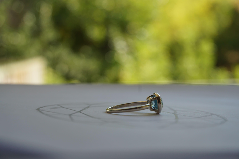 Lisa Eldridge Grace Ring - Sideways
