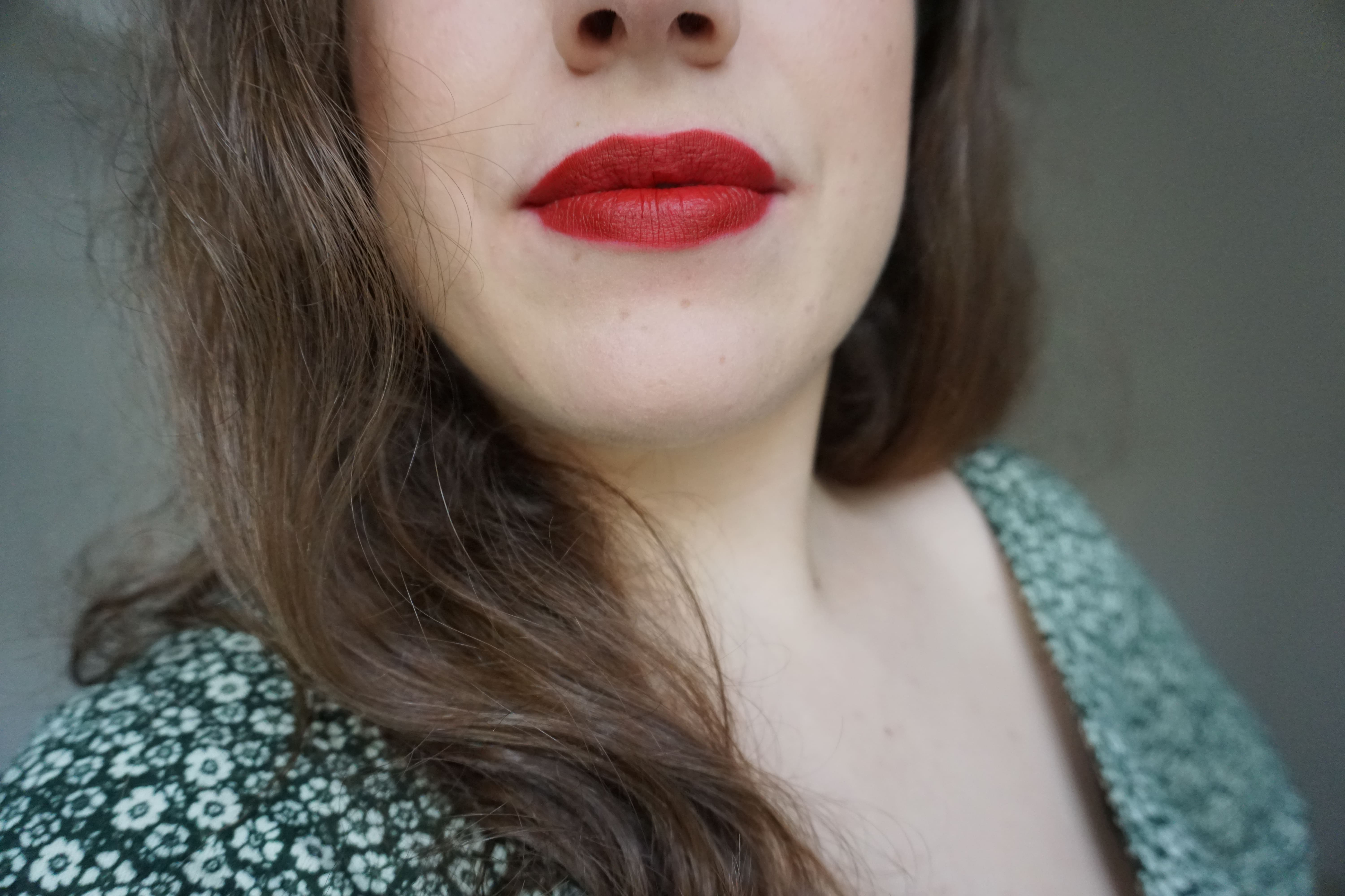 Velvet Jazz Lisa Eldridge Lipstick swatch