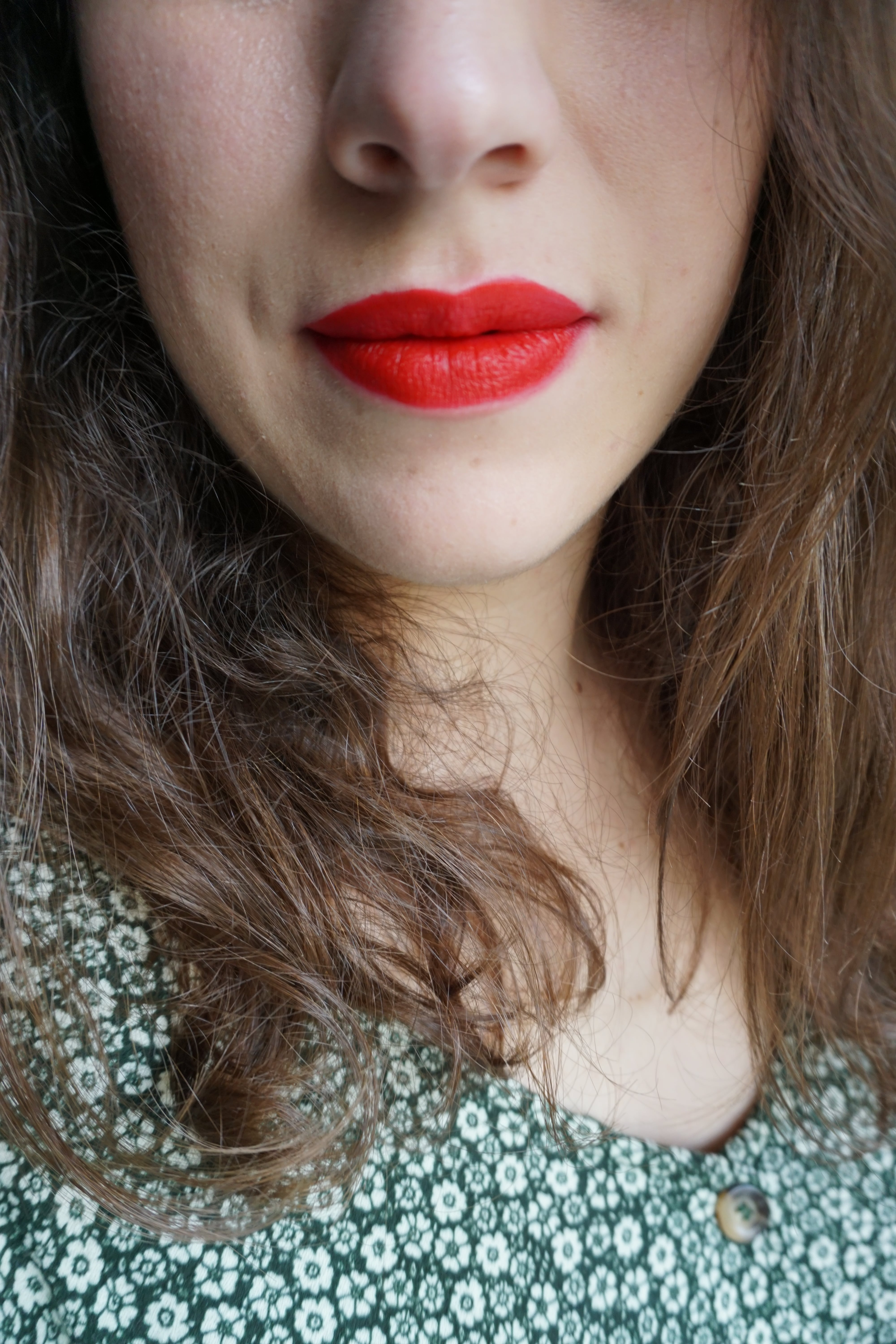 Velvet Ribbon Lisa Eldridge on Lips