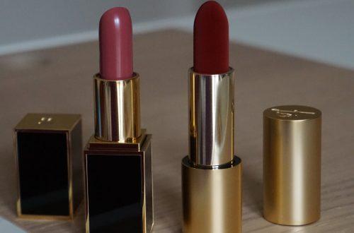 2018 Favorite lipsticks