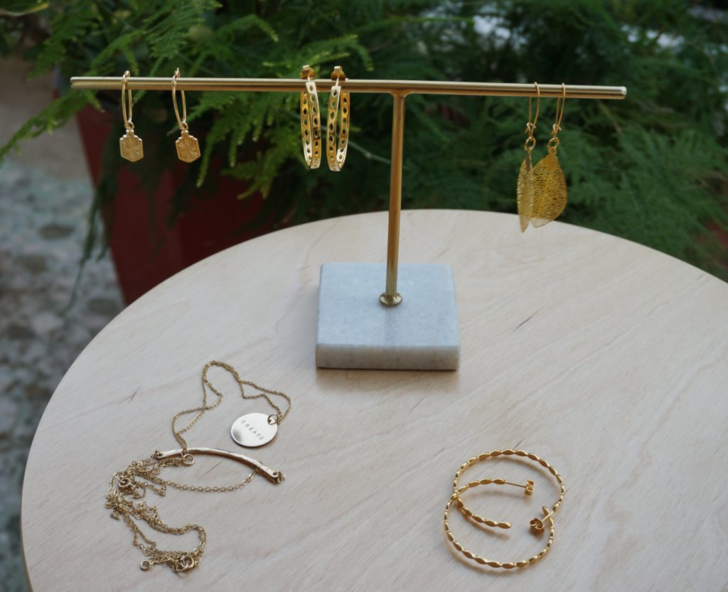 Golden Jewellery
