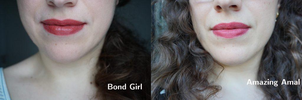Bond Girl vs Amazing Amal