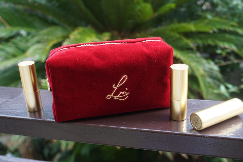 Lisa Eldridge Makeup Bag Winter 2019