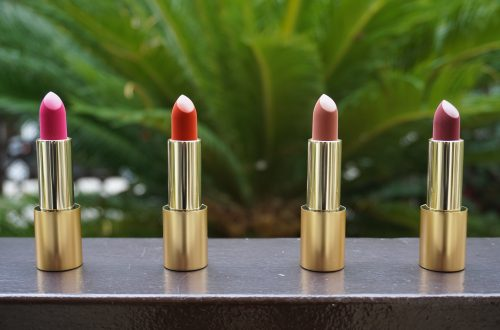 Lisa Eldridge Lipsticks 2020