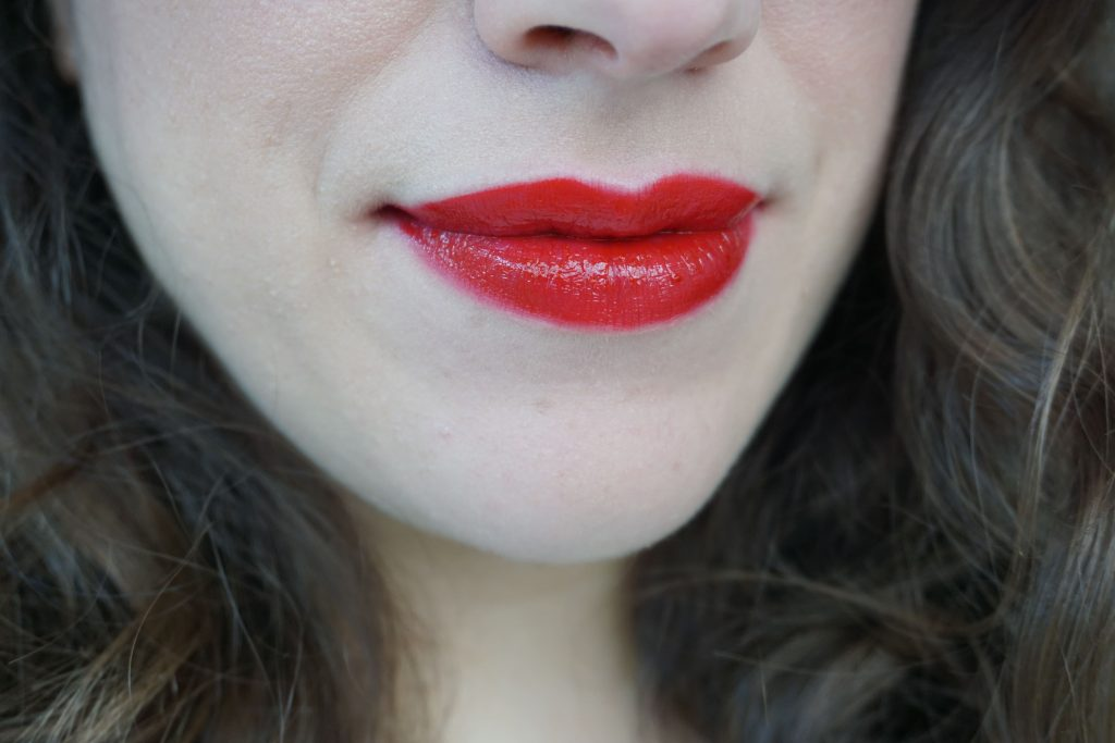 Ribbon Gloss and Lipstick Lisa Eldridge