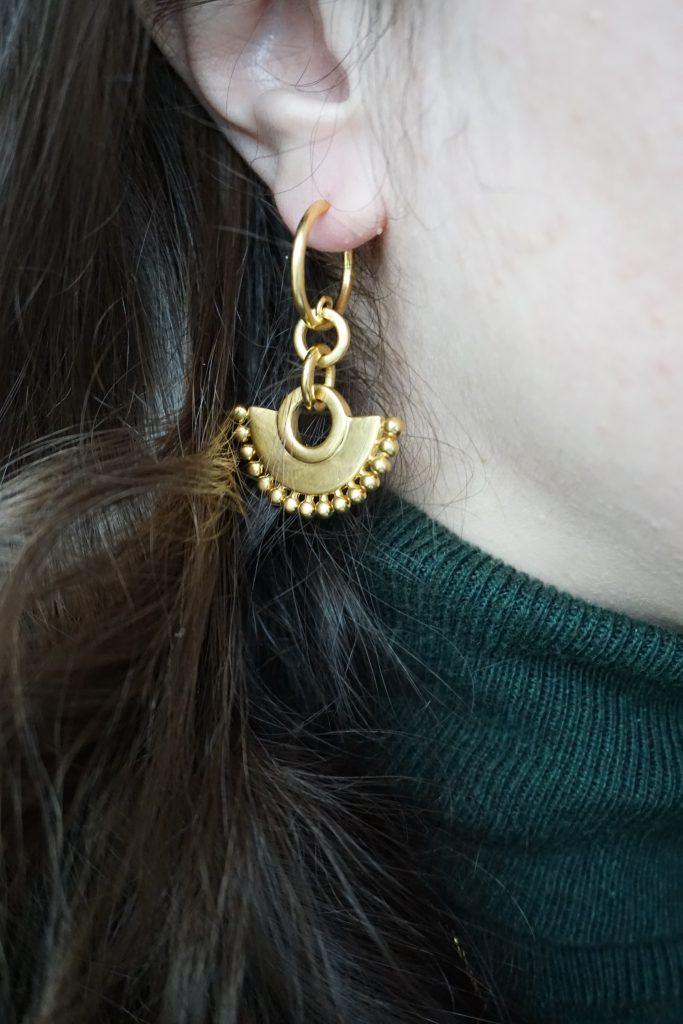 Missoma Zenyu Earrings