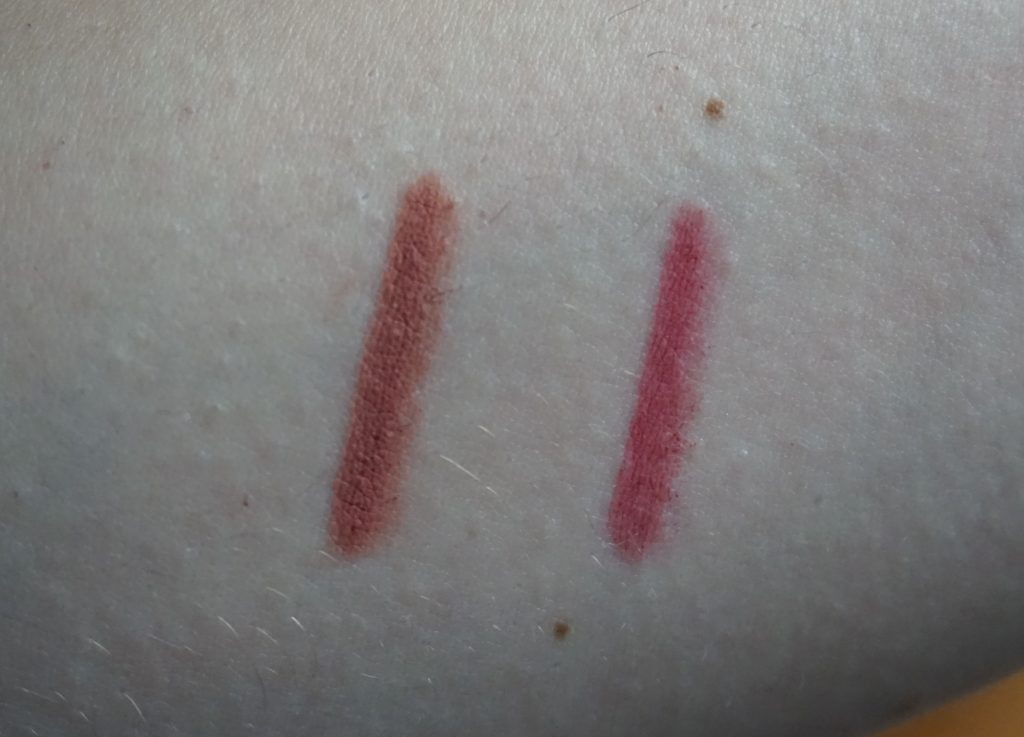 Lisa Eldridge Lip Pencils Muse and Blush