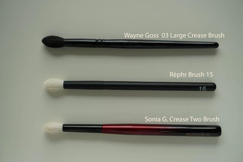 Rephr brush 15 comparison