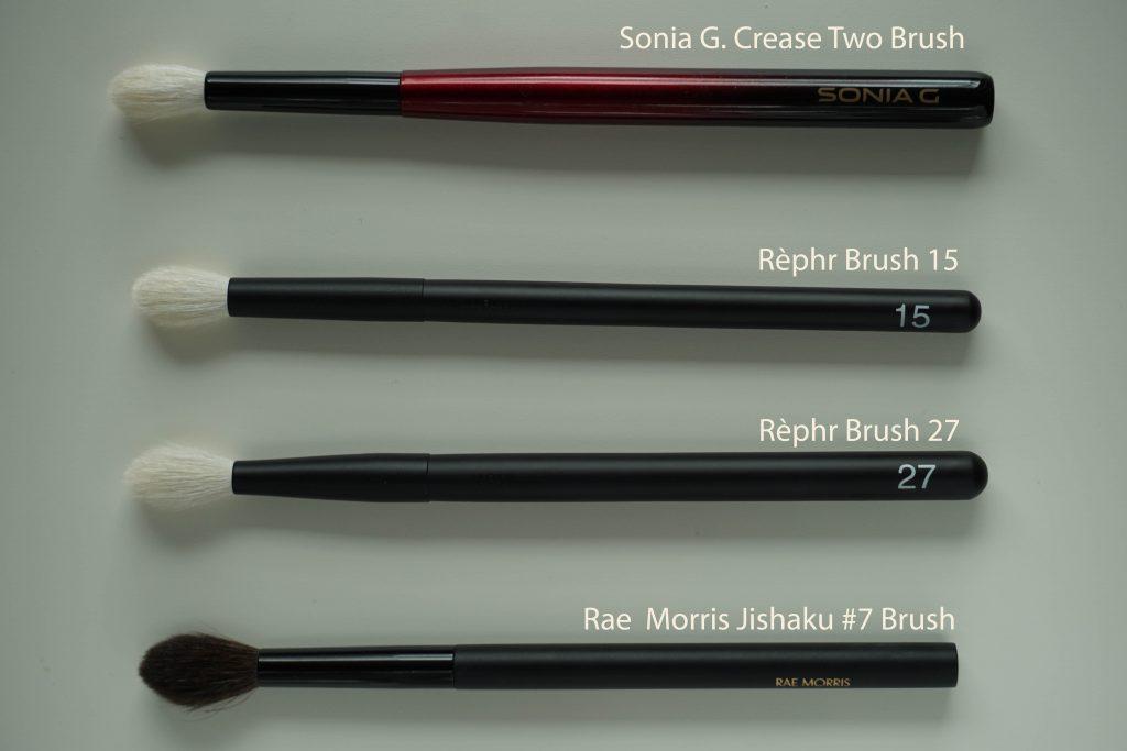 Rephr brush 27 comparison