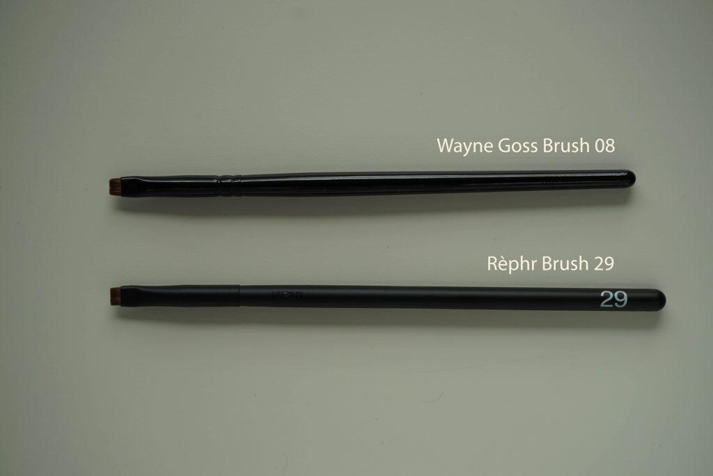 Rephr brush 29 vs Wayne Goss 08