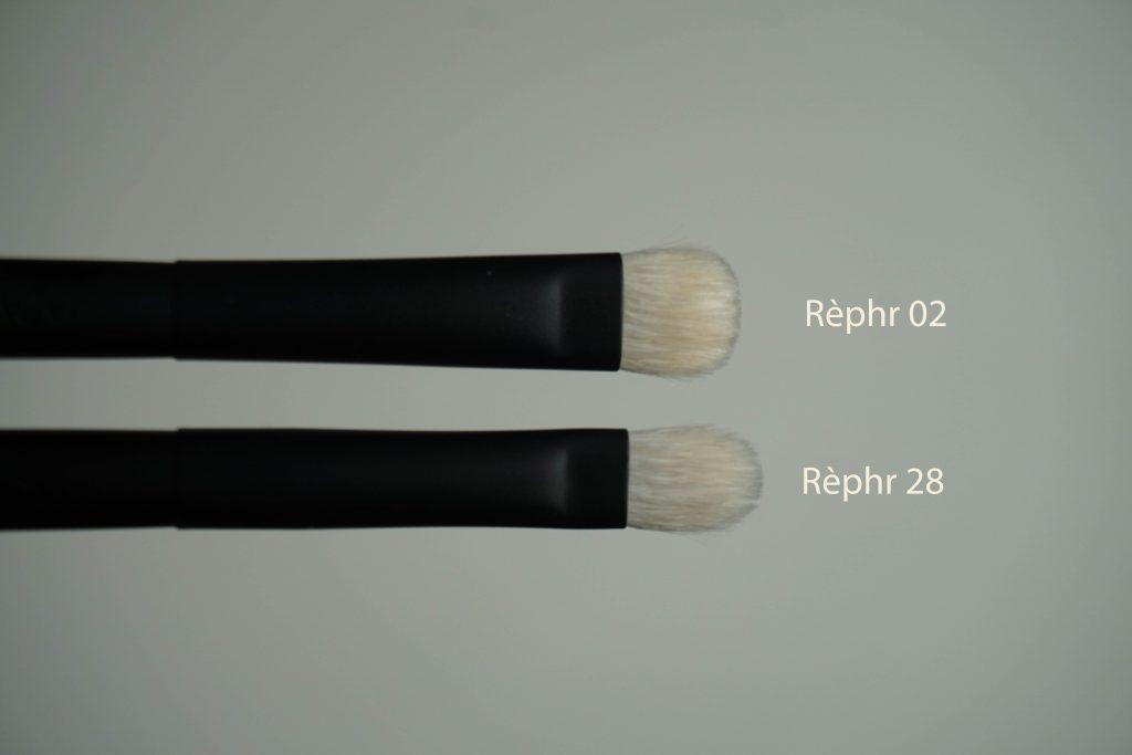 Rephr brush 02 vs 28