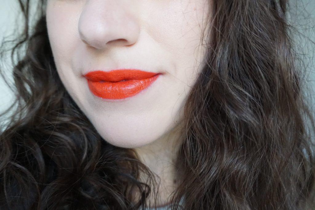 Obsessed! Lipstick Pat McGrath on lips 2