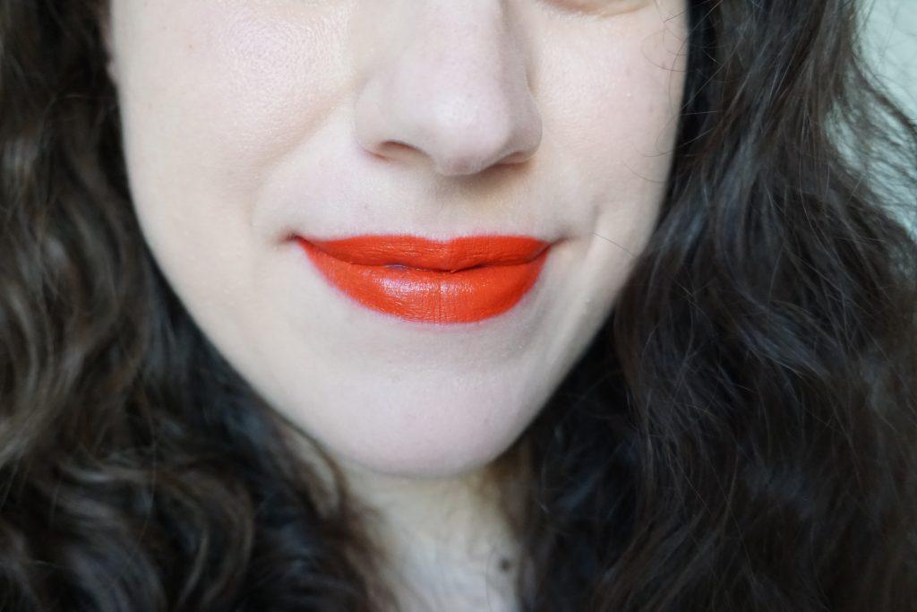 Obsessed! Lipstick Pat McGrath on lips