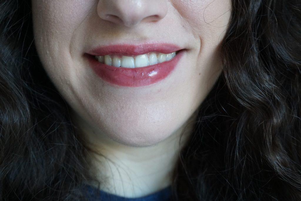 Lisa Eldridge Painterly lipstick