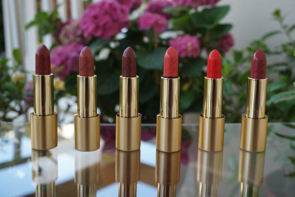 Lisa Eldridge Luxuriously Lucent Lipsticks Spring Summer 2021